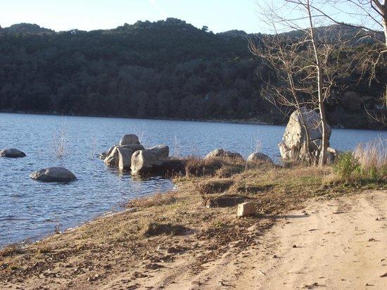 Lago di Gúsana