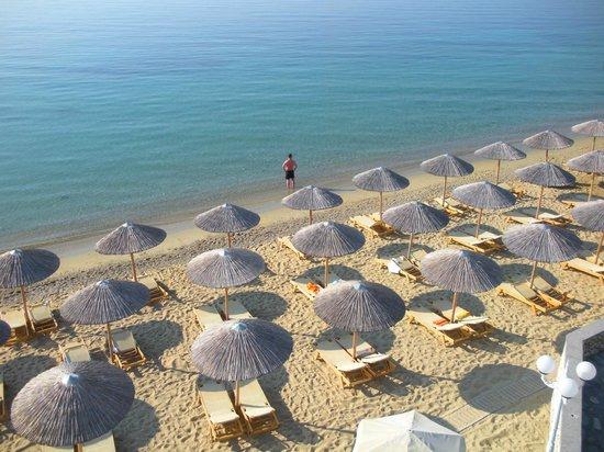 Hotel Esperides: Beautiful Beach