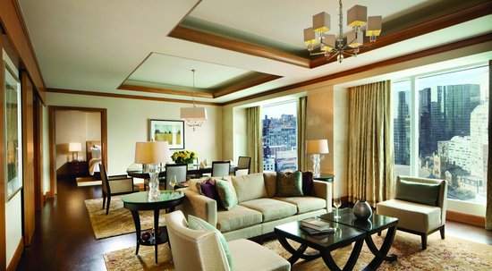 The Ritz-Carlton, Toronto: The Wellington Suite