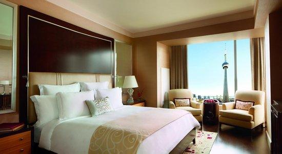 The Ritz-Carlton, Toronto: One-Bedroom Corner Suite