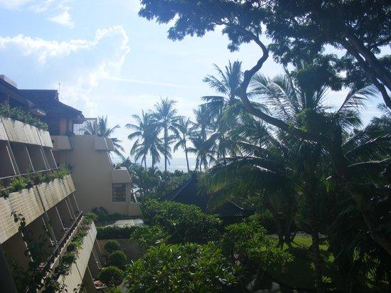 Nusa Dua Beach Hotel & Spa : quarto