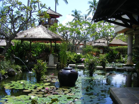 Nusa Dua Beach Hotel & Spa : hotel