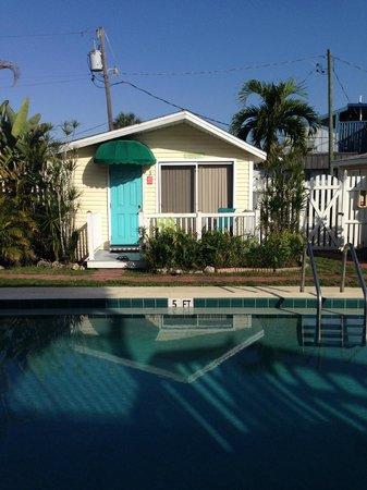 Silver Sands Villas: the villa I stayed in