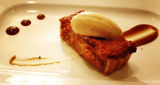 BANG Restaurant & Bar: treacle tart