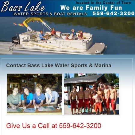 Bass Lake Water Sports Boat Rentals: getlstd_property_photo