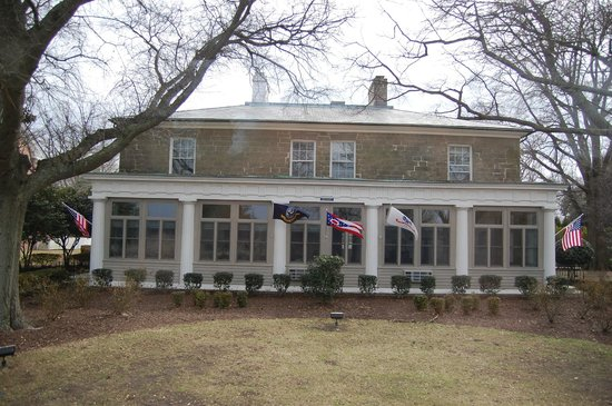 Naval Station Norfolk: The Ohio House