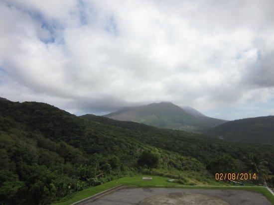 Montserrat Volcano Observatory: Volcano