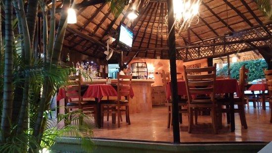 Hotel Aventura Mexicana: Mayan Bistro