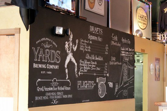 Yards Brewing Company - The Tasting Room