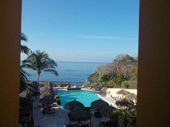 The Royal Suites Punta de Mita: View from the end of the hall