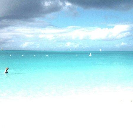 Royal West Indies Resort: Grace beach
