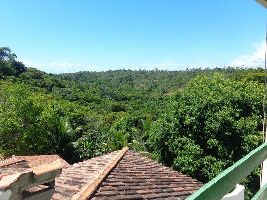 Pousada Sabor Bahia: Vista da Sacada