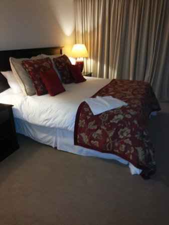Villa Elisa, Argentina: habitacion de la suite