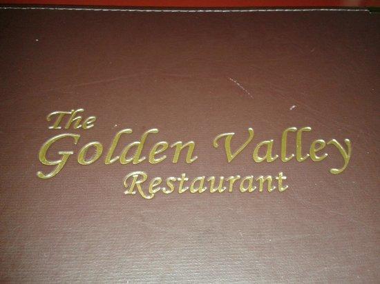 Golden Valley Restaurant: Menu