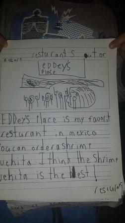 Eddie's Place Nopal Beach: eddies is the best restaurant in Mexico