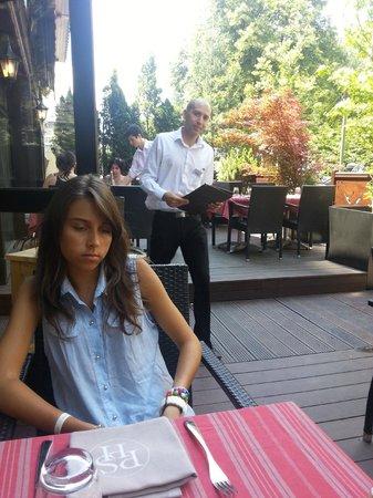 Park Hotel Suisse & Spa: Petit brunch rapide