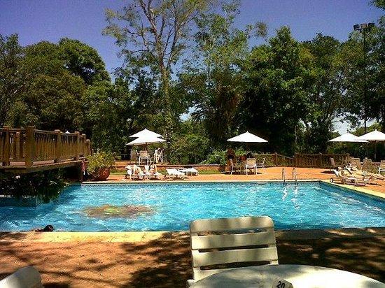 San Martin Hotel & Resort: Vista da área de piscina3