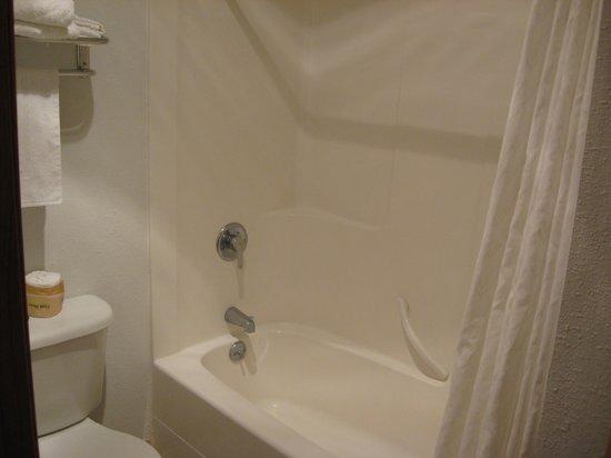 Glacier Gateway Plaza: Bathroom