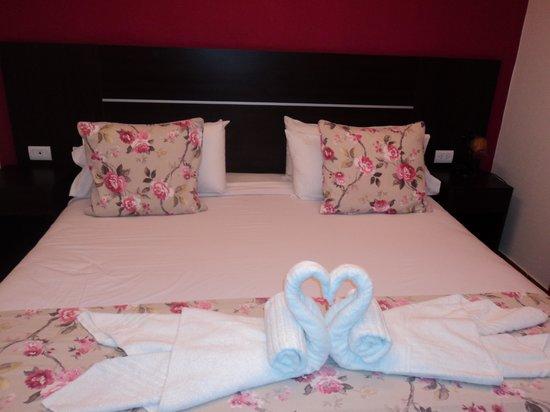 Costa Iguazu Apart Hotel: EL DORMITORIO