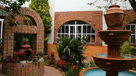 BioHotel: Jardín Interior
