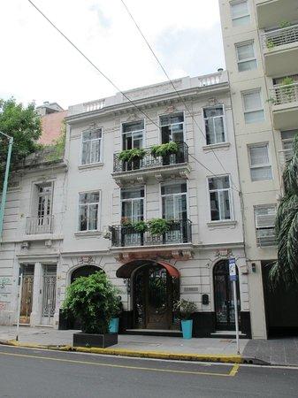 Duque Hotel Boutique & Spa: Outside