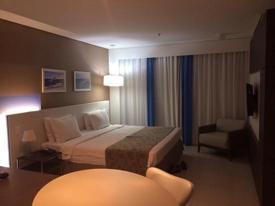 Intercity Salvador : interior do quarto