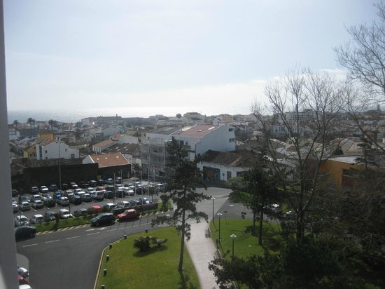 Sao Miguel Park Hotel: View from Room