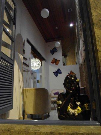 Kariok Hostel : Entrada