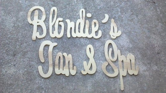 Blondie's Tan & Spa