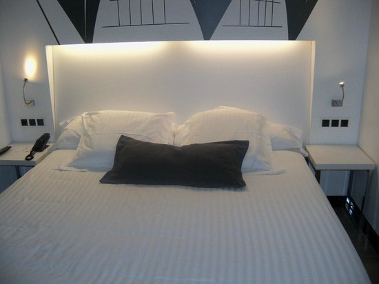Hotel Dimar: Cama
