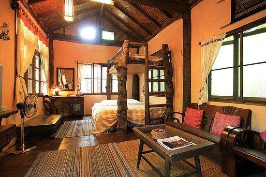 Tharnthong Lodges: Nap area