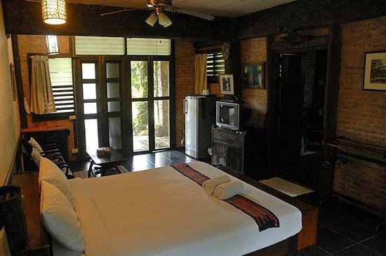 Tharnthong Lodges: Nap area again