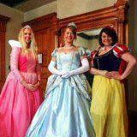 Henderson Castle Inn: Picture of our princess for our monthly princes tea party event