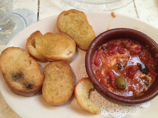 Columbia Restaurant: Terrible appetizer - Queso Fundido