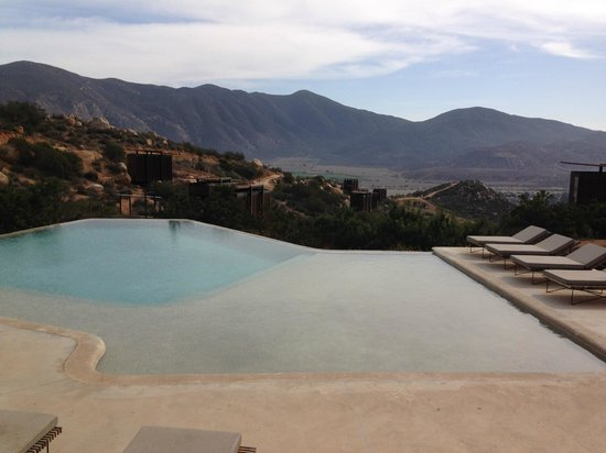 Encuentro Guadalupe: the pool