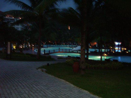 Vinpearl Nha Trang Resort : piscina