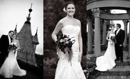 Henderson Castle Inn: Wedding at the Henderson Castle