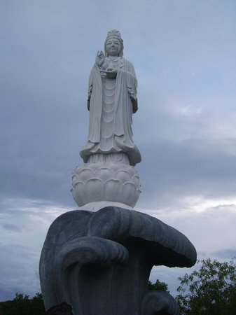 Vinpearl Nha Trang Resort : pagoda