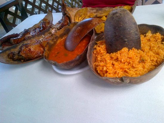 Vega Alta, Puerto Rico: El menu