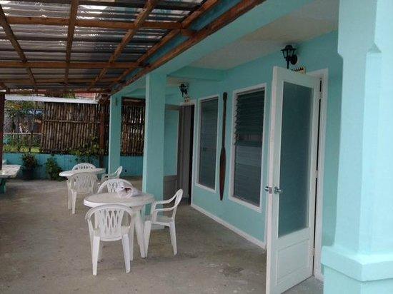 Hotelito Solidario Casa del Rayo Verde: Hostal Casa del Rayo Verde