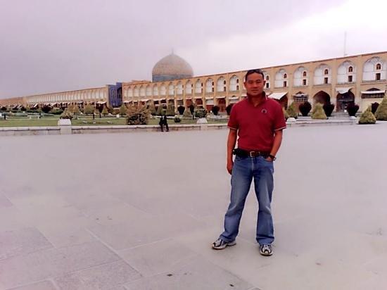 Sheikh-Lotfollah: 美麗廣場