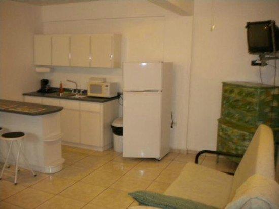 EV's Vacation Rentals Rincon Puerto Rico: Studio Apartment Rincon