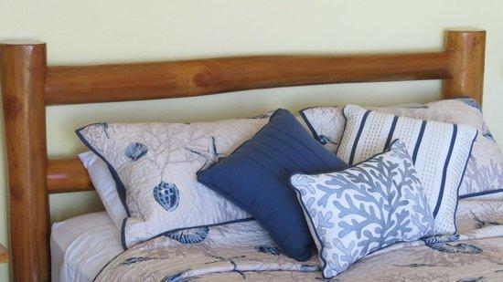 Cristal Azul: Comfy linens