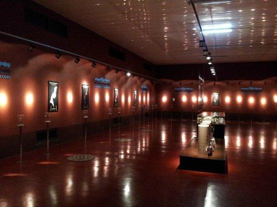 Bodegas Belasco de Baquedano: Sala de Aromas