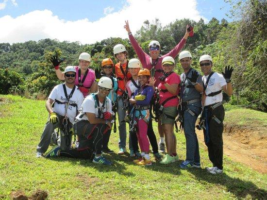 Toro Verde Nature Adventure Park : Toro Verde 2014