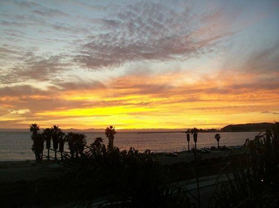 Quality Inn & Suites Oceanview: Can't beat the sunsets!