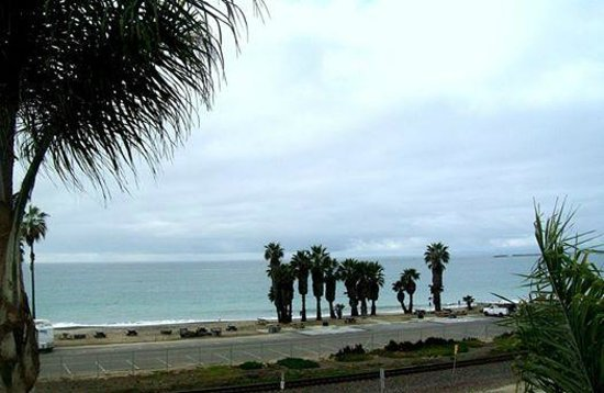 Quality Inn & Suites Oceanview: Even on a cloudy day, beautiful.