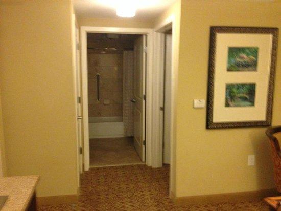 Embassy Suites by Hilton San Antonio Riverwalk-Downtown: Banheiro