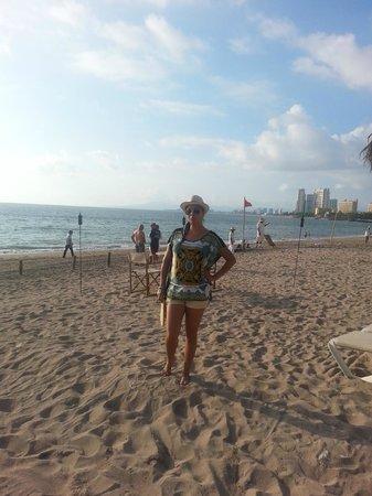 Secrets Vallarta Bay Resort & Spa: playita