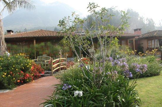 Hosteria Cabanas del Lago: Beautiful Cabanas del Lago